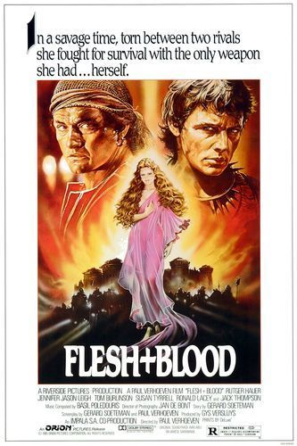 flesh and blood - photo #3